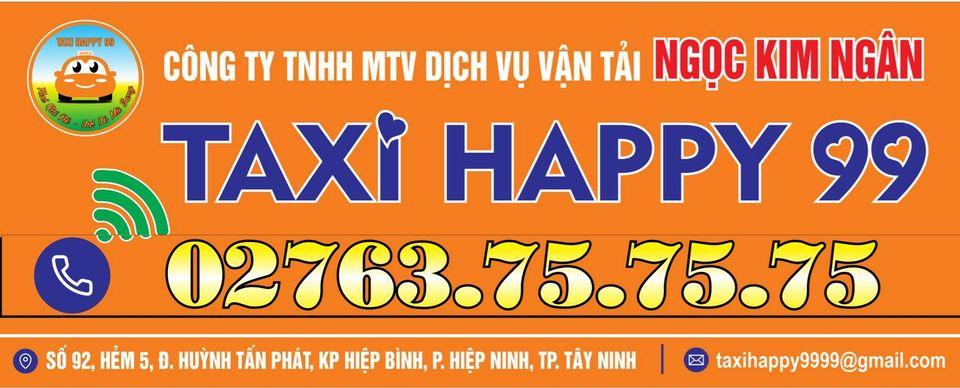 Taxi Hapy 99 Tây Ninh