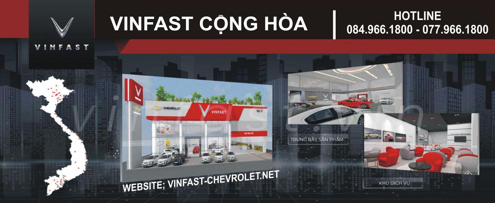 VINFAST CONG HOA
