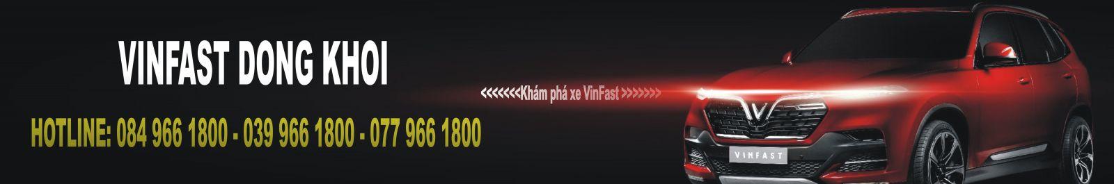 VINFAST DONG KHOI