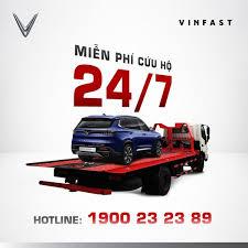 cuu ho xe VinFast