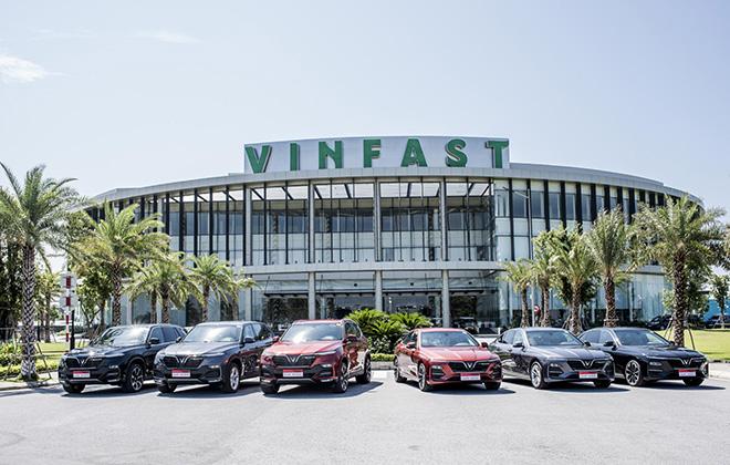 ô tô VinFast