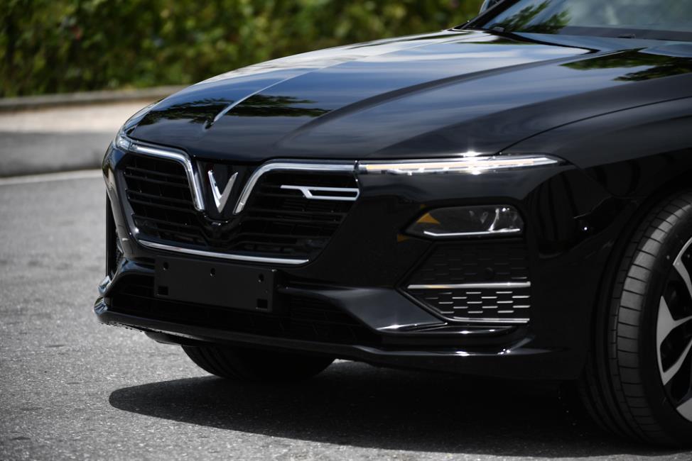 Tính năng an toàn cao cấp là điểm đặc trưng của các dòng xe VinFast.
