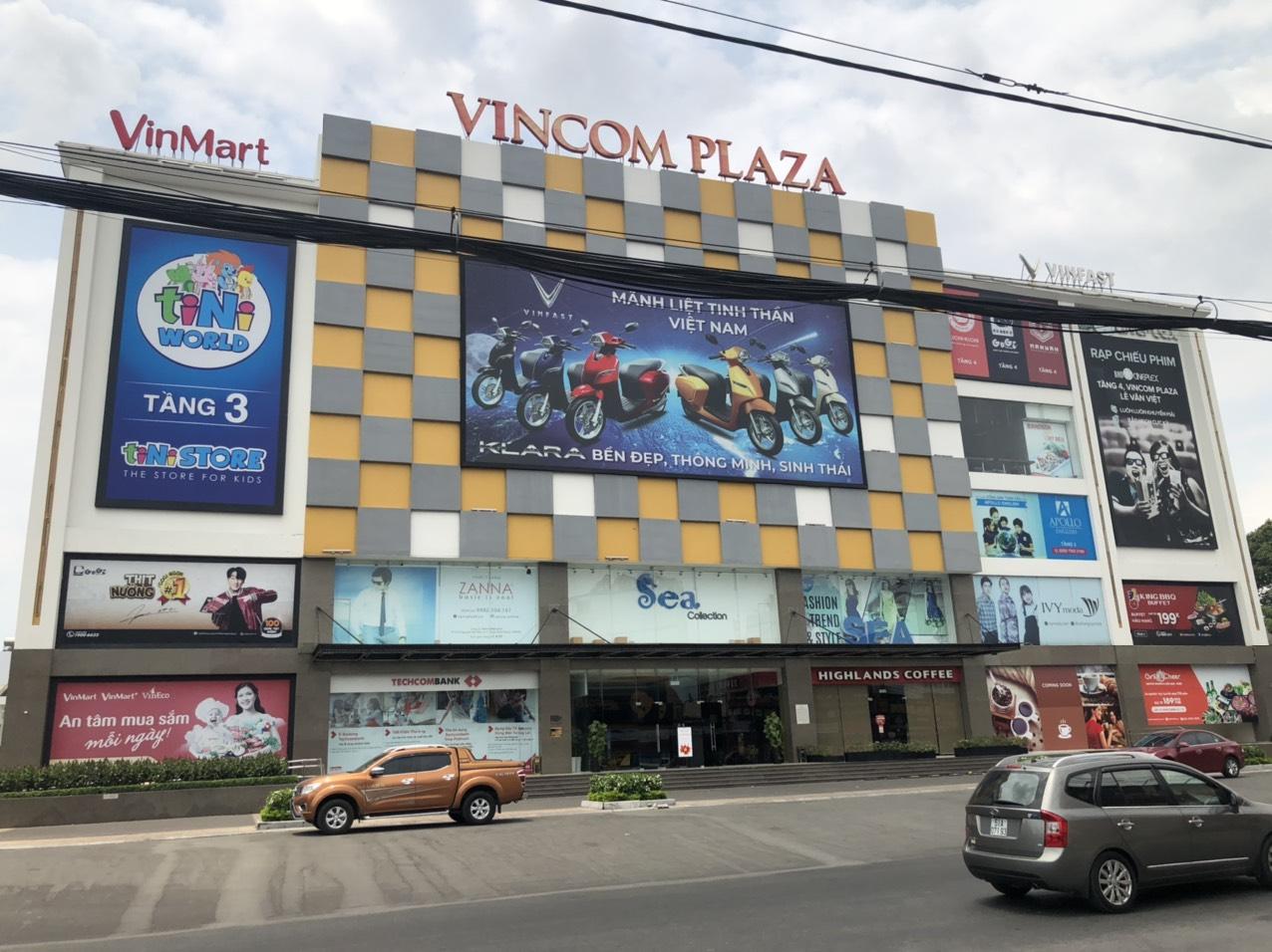 VinFast Vincom Lê Văn Việt Quận 9