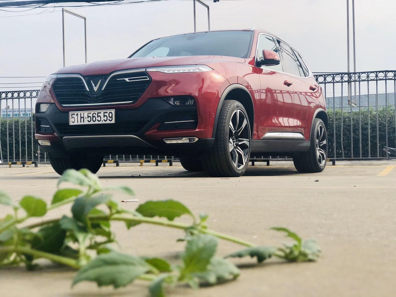SUV VinFast Lux Sa 2.0