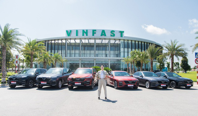 xe hoi VinFast