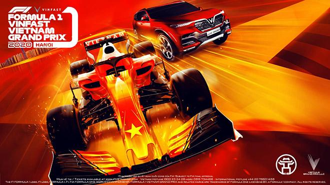 Formula 1 VinFast Vietnam Grand Prix 2020.