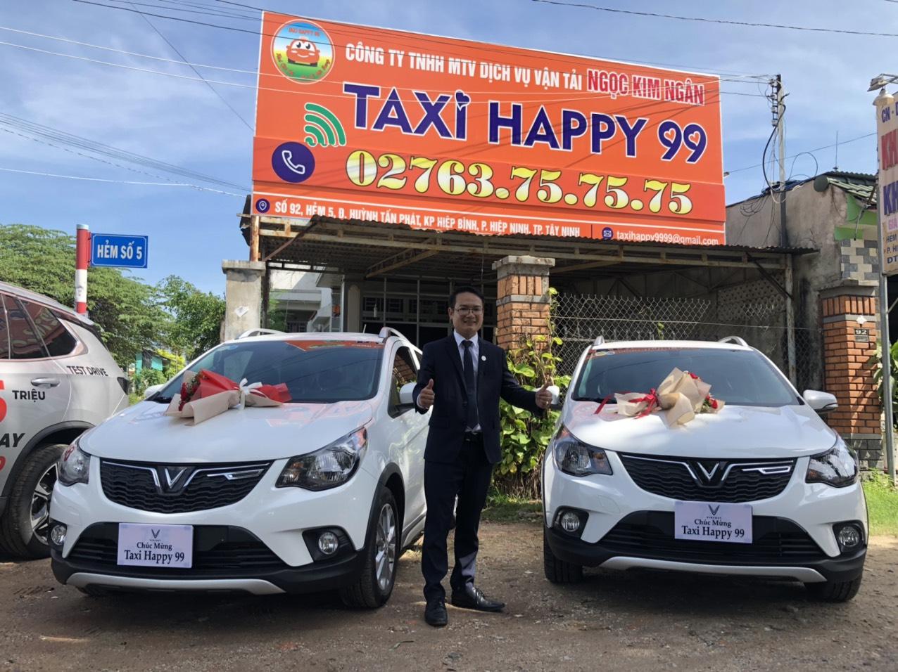 taxi Tây Ninh